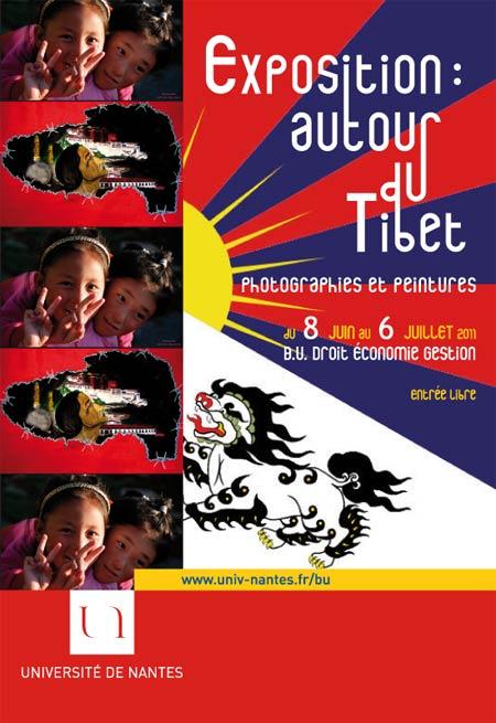 """Exposition """"Autour du Tibet"""""""