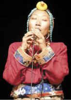 Gazom Lhamo (pour Tibet Les Enfants de l'Espoir)