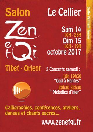 visuel Salon Zen et Qi 2017