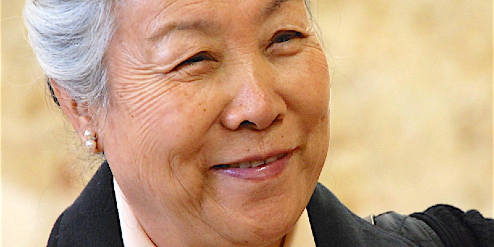 Jetsun Pema La (notre présidente d'Honneur)