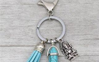 290108-porte-cle-bijou-de-sac-en-argent-antique-turquoise