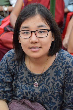 Yangdon — Filleule de Gis