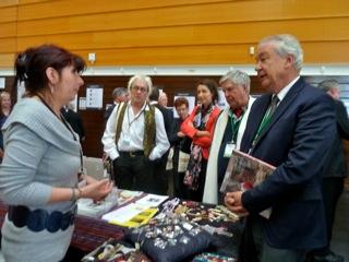 Forum Mondial des Droits de l'Homme (FMDH), Nantes 2013.