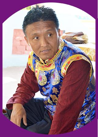 """Administrateur de """"Tibet les Enfants de l'Espoir"""": Nyima Gyalpo Tsari"""