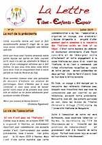 TEE La lettre n°29 (Juillet2019)