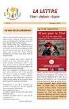 TEE La lettre n°19<BR/>(Octobre 2016)