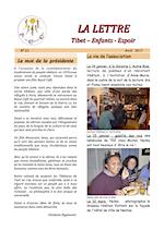 TEE La lettre n°21 (Décembre 2017)