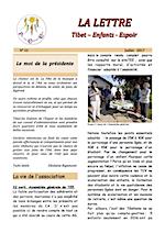 TEE La lettre n°22 (Juillet 2017)